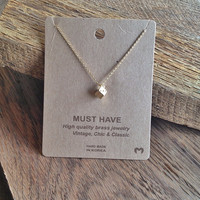 """Dice """"Must Have"""" Necklace"""
