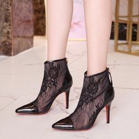 Christian Louboutin Fashion Casual Running Sport Shoes Sneakers Slipper Sandals High Heels Shoes