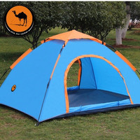 Most popular Hot sale 200*140*110cm 1-2 people automatic camping tent,outdoor tent,high class tent,