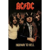 AC/DC - Highway to Hell Poster Poster Print, 24x36