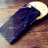 Newest Stone Case Cover for iPhone 7 iPhone 5s 5 SE 6 6S 6 Plus 6S Plus + Free Shipping + Gift Box