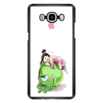 Monster Inc Cute Mike And Boo Samsung Galaxy J7 Case | Casefruits