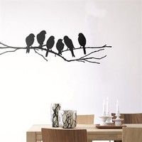 Lovebirds wall decoration from Ferm Living by Trine Andersen