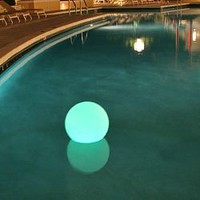 Space Lighting, Rechargeable Ball Patio Lights, outdoor, light - HomeInfatuation.com.