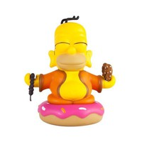 Homer Buddha 3 inch Mini Figure The Simpsons x Kidrobot