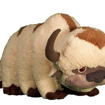 """20"""" Appa Plush Toy From Avatar the Last Airbender"""