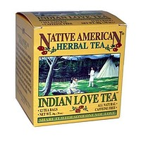 Native American Herbal Tea - Indian Love