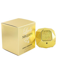 Lady Million by Paco Rabanne Eau De Parfum Spray 2.7 oz