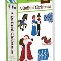 Cricut A Quilted Christmas Cartridge