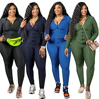 Two Piece Women Tracksuits