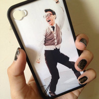 Marcel/Harry Styles Case iPhone 44s by BluWatermelonDesigns
