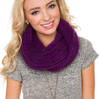 Once Upon A Time Scarf - Purple