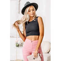 Don't Get It Twisted Reversible Crop Top