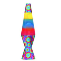 "14.5"" COLORMAX™ Fireworks Lava Lamp"