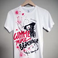 Britney Spears - BLACKOUT Gimme More T-Shirt (XS-XL)