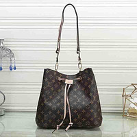 Louis Vuitton Women Fashion Crossbody Shoulder Bag Satchel
