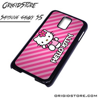 hello kitty pink hello kitty For Samsung S5 Case Ali