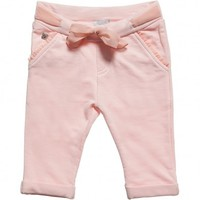 Baby Girls Pink Jersey Trousers
