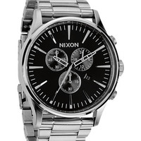 The Sentry Chrono | Men's Watches | Nixon Watches and Premium Accessories
