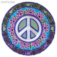 Love Music Peace Patch on Sale for $5.99 at HippieShop.com
