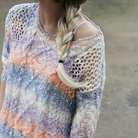 Love Strung Sweater