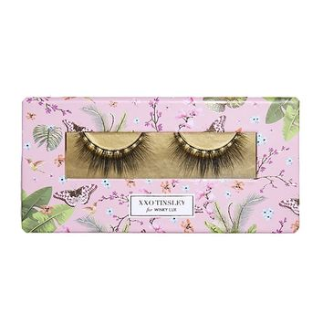 XXO Tinsley for Winky Lux Lashes