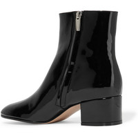 Gianvito Rossi - Patent-leather ankle boots