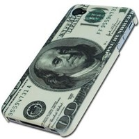 Amazon.com: Cool Money Designer Hard Back Case Cover for Apple iPhone 4 4G 4s AT&A Verizon 4S U.S. Dollar: Cell Phones & Accessories