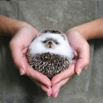 """hedgehog """"lump""""... I will make this item for your order"""