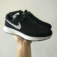 """""""NIKE"""" Fashion Casual Breathable Unisex Air Cushion Sneakers Couple Running Shoes"""