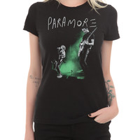 Paramore Live Girls T-Shirt