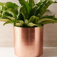 "Mod Metal 14"" Planter 