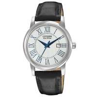 Citizen Eco-Drive Women's Roman Strap Watch
