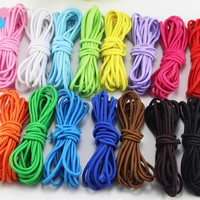 2mm elastic Nylon cords jewelry string ropes crafts ( colors as picture shows) 2*2y 013006022