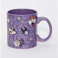 Disney Villains Coffee Mug - 20 oz. - Spencer's