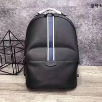 LV Louis Vuitton MEN LEATHER BACKPACK BAG