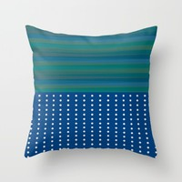 spojiti v.2 Throw Pillow by Trebam | Society6