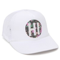Rip Curl Paradise Hawaii Trucker Hat - Womens Hat - White - One