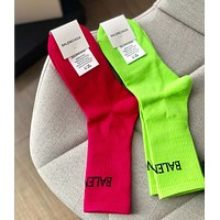 Balenciaga Womens Socks