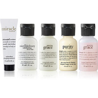 Beauty Break! FREE 5pc Philosophy gift with any $50 Ulta.com purchase