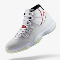 "Air Jordan 11 ""Platinum Tint"" Retro AJ11 Sneakers - Best Deal Online"