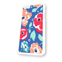 Kate Spade Pattern 2 White Plastic For iPhone 6 Case