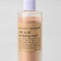 Aucocisco Naturals Cafe Au Lait Exfoliating Facial Mask- Assorted One