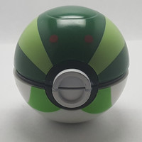 Pokemon Pokeball Grinder, Herb Grinder, Tobacco - Green