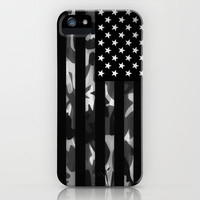 American camouflage iPhone Case by Nicklas Gustafsson | Society6