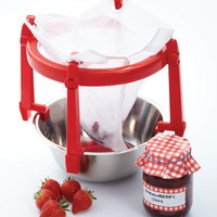 Kitchen Craft Straining Bag & Stand Jam Kit - Kitchen Accessories - House of Fraser