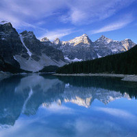 Lake Moraine Posters by Charlie Munsey at AllPosters.com