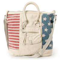 T-Shirt & Jeans American Flag Tote Bag at Zumiez : PDP