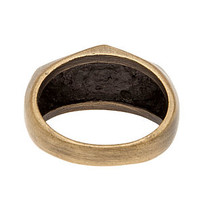 Obey The High Life Ring in Antique Brass : Karmaloop.com - Global Concrete Culture
