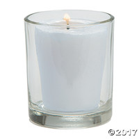 Clear Votive Holders